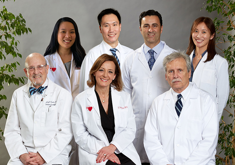 Pacific Pediatric Cardiology Doctors