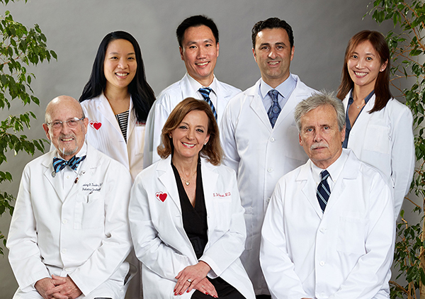 Pacific Pediatric Cardiology Medical Group Doctors